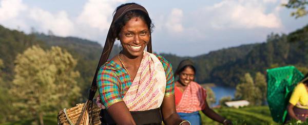 سريلانكا مع العائلة
