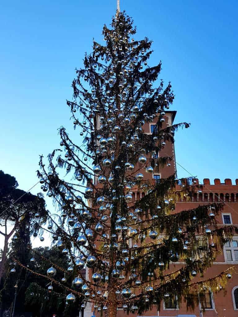 روما في الشتاء
