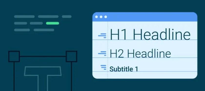 14 – استخدام تنسيق العناوين H1 H2.. طرق تحسين محركات البحث السيو SEO على وورد بريس