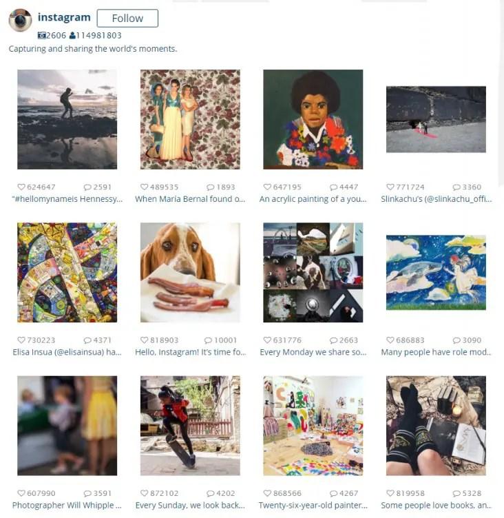 3 – إضافة Simply Instagram إضافات الووردبريس للمواقع الفوتوغرافية
