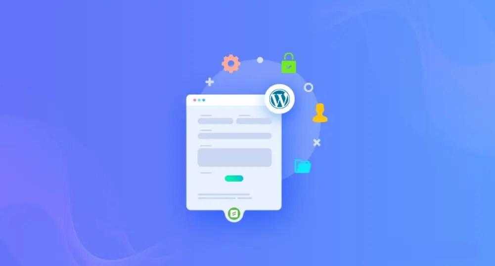 كيفية إضافة نموذج التواصل لموقع ووردبريس Wordpress