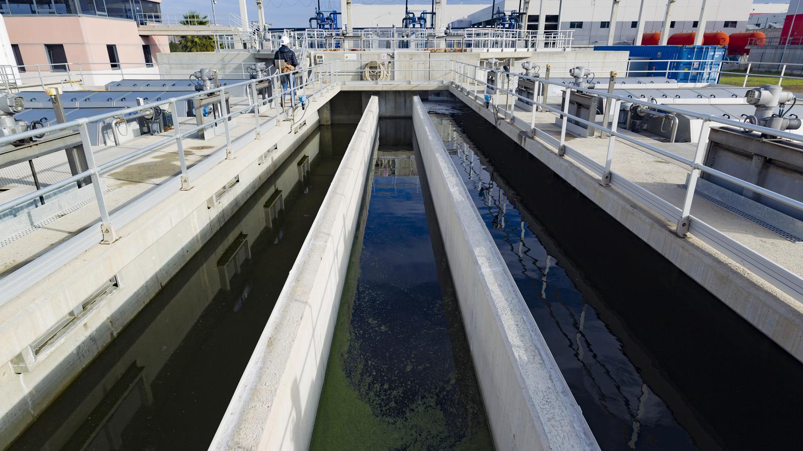 El riu Llobregat recorre per primer cop a l'aigua reutilitzada per guanyar cabal