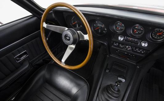 Interiors Opel GT