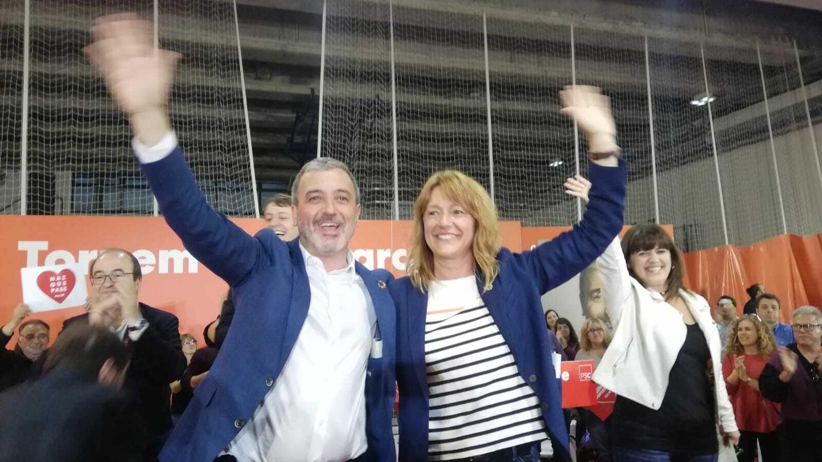"""Collboni s'ofereix als votants que van confiar en Colau com el """"tallafocs"""" del Procés Barcelona"""