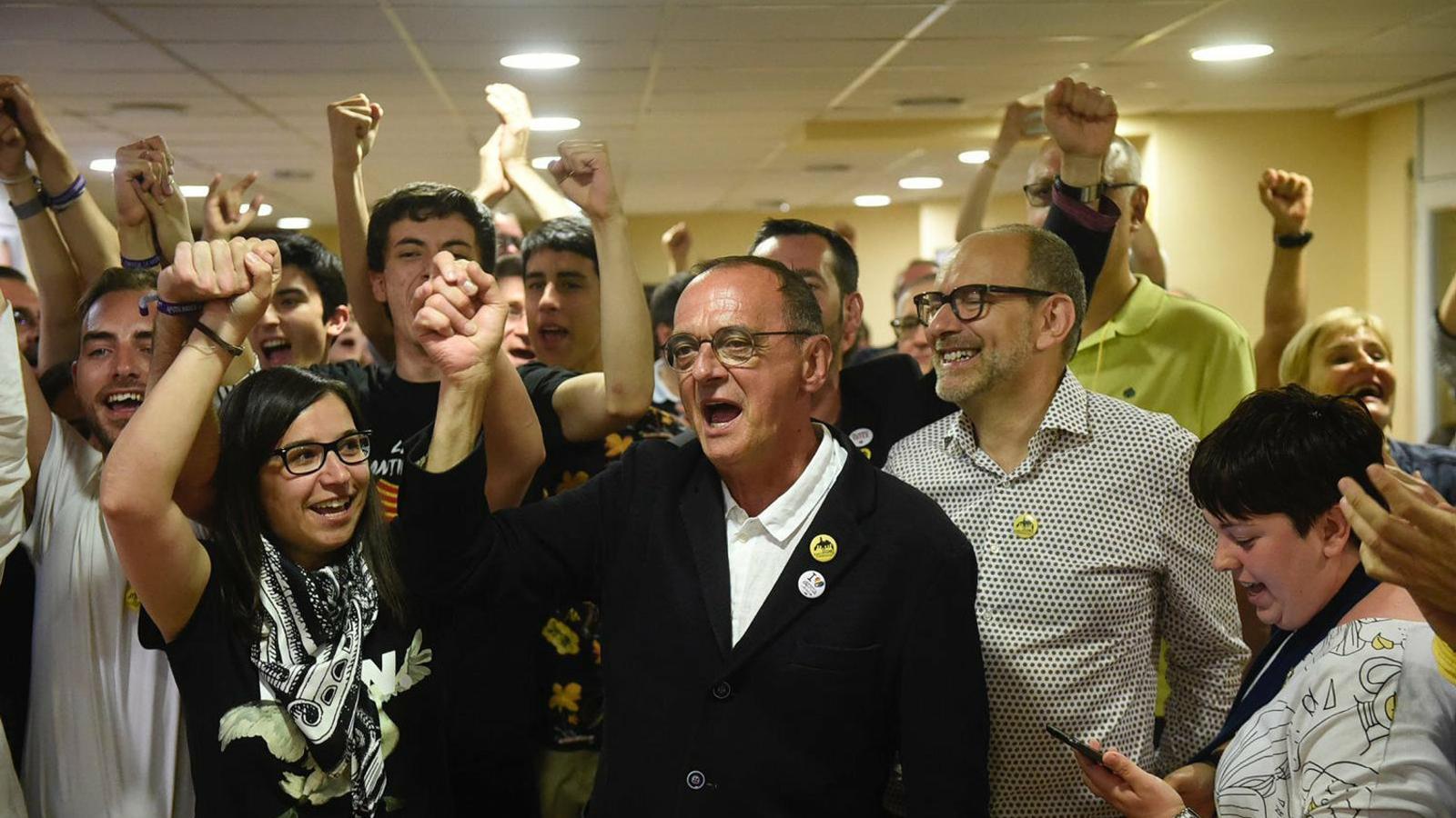 ERC guanya per primer cop a Lleida