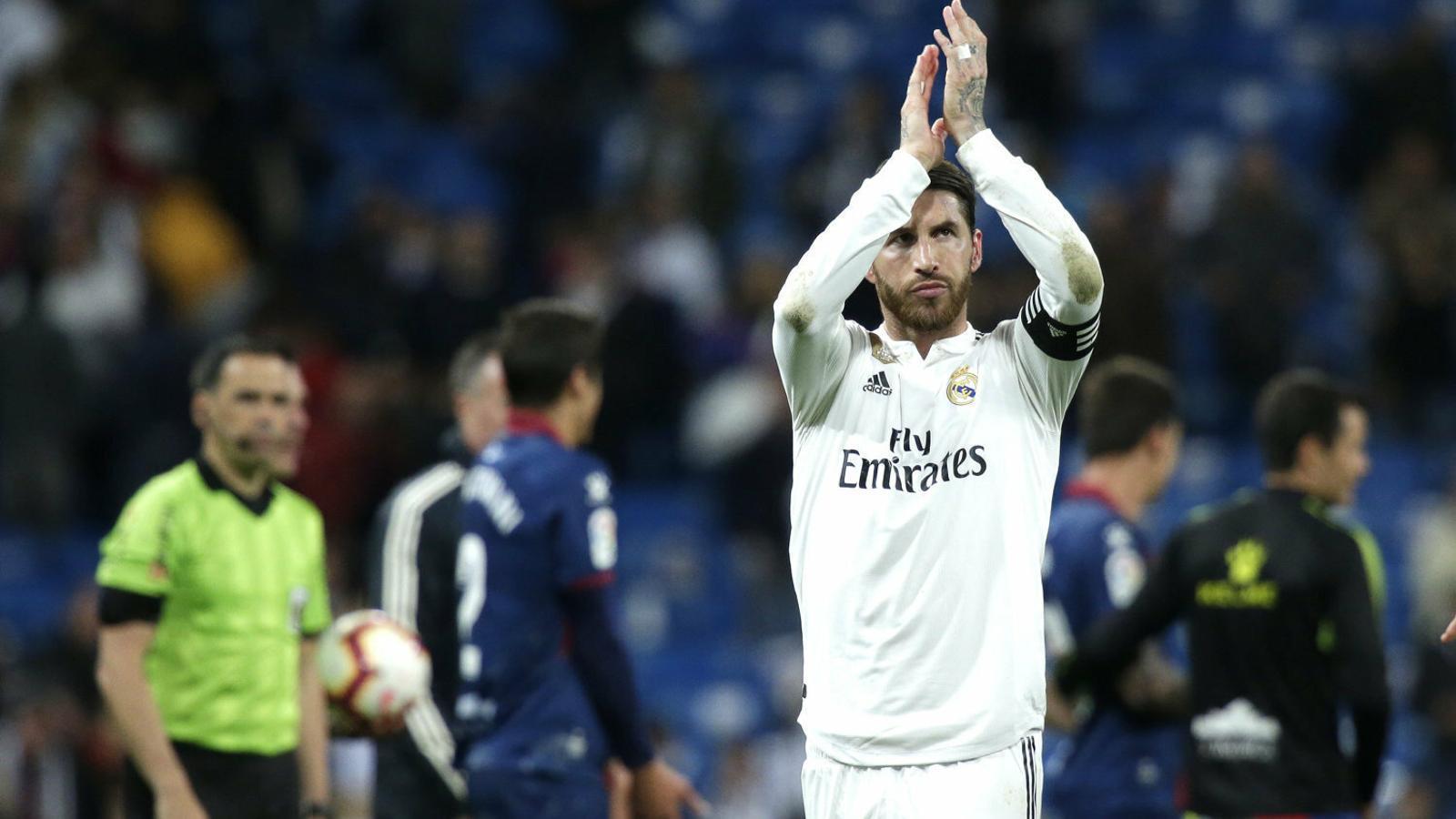 Florentino Pérez tanca la porta de sortida a Ramos i la d'entrada a Mbappé