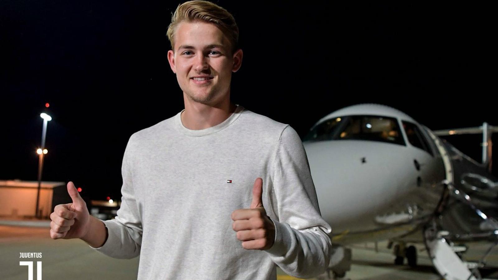 De Ligt ja es a Torí per convertir-se en jugador del Juventus