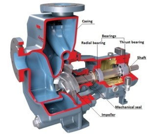 Centrifugal Pump Mechanical Components