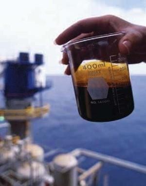 crude oil properties