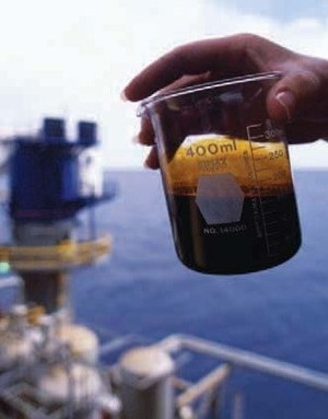 crude oil properties