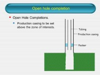open-hole-completion