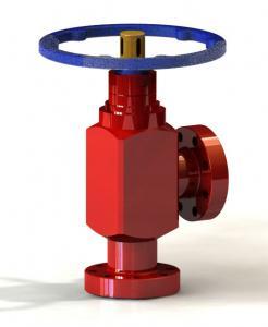 wellhead choke valve