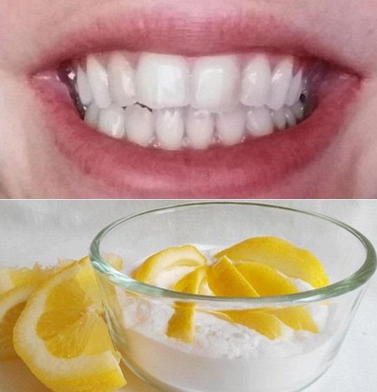 استخدام قشر البرتقال لتبيض الاسنان