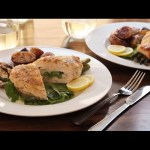 Chicken Recipes – How to Make Asparagus And Mozzarella Stuffed Chicken Breasts