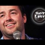 JASON MANFORD talks Nazi Uncles – Set List: Stand-Up Without a Net