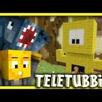 Minecraft – Build Battle Buddies – TELETUBBIES! W/AshDubh