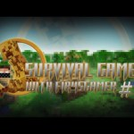Minecraft: Survival Games S3 – لعبة البقاء الموسم الثالث