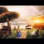 Alice in the wonderland – Speed art (#Photoshop) | CreativeStation GM