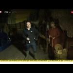 Floods Hit York's Jorvik Viking Centre