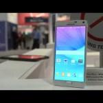 Samsung Galaxy Note 4 – CTIA 2014