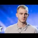 Singer-songwriter Ed Drewett's second shot blows us away | Britain's Got Talent 2014