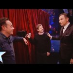 Ant and Dec can hear everything!   Britain's Got More Talent 2014