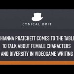 Diversity in videogames – Rhianna Pratchett on female characters and videogame writing