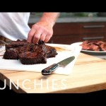 How to Make Moose Meat Marinade with Thom Beers