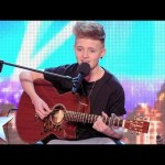 14-year-old singer Bailey's heart-warming audition | Britain's Got Talent 2014