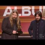 Chris Stapleton – 2016 GRAMMY Winner Best Country Album