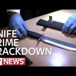 One Night With Knife Crime Crackdown Police Task Force