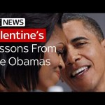Valentine's Lessons From The Obamas