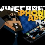 Minecraft Mod – iPhone App Mod – Many Apps of Awesome