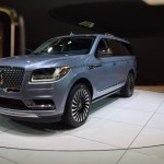 2018 Lincoln Navigator – Redline: First Look – 2017 NYIAS