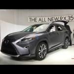 2018 Lexus RX350L – Redline: First Look – 2017 LAAS