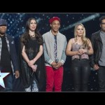 Band of Voices sing 'Hit Me Baby One More Time' | Semi-Final 1 | Britain's Got Talent 2013