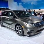 2018 Honda Odyssey – Redline: First Look – 2017 NAIAS