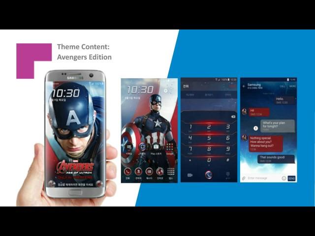 Samsung Mobile Theme Editor Webinar – ألف مقطع عربي