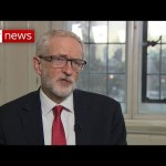 Corbyn: 'There hasn't been as much change as I expected'