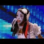 Geisha Davis sings Humpty Dumpty – Britain's Got Talent 2012 auditions – UK version