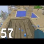 Minecraft Xbox – Sky Island Challenge – Squiddy's Super Slide!! [57]
