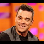 ROBBIE WILLIAMS: Oops with Gwyneth's Daughter Apple (The Graham Norton Show)