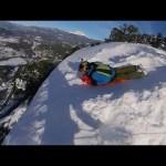 GoPro Awards: Toboggan BASE Jump