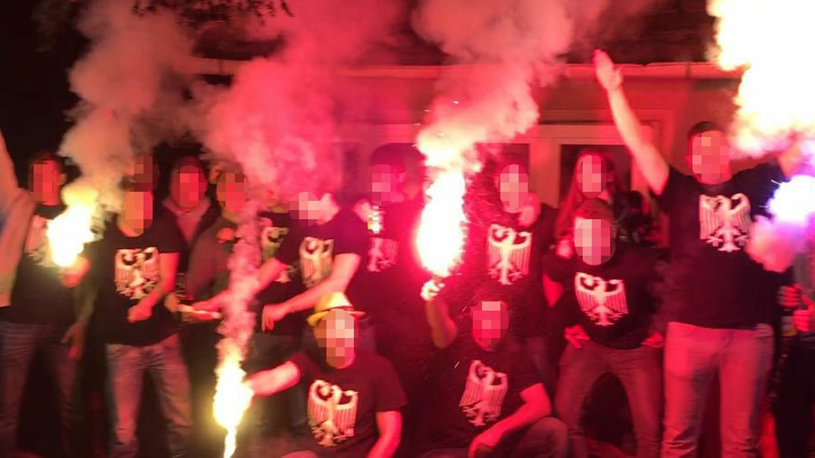 Els agressors del porter senegalès del Megapark de Palma: 'hooligans' d'un grup de lluita neonazi