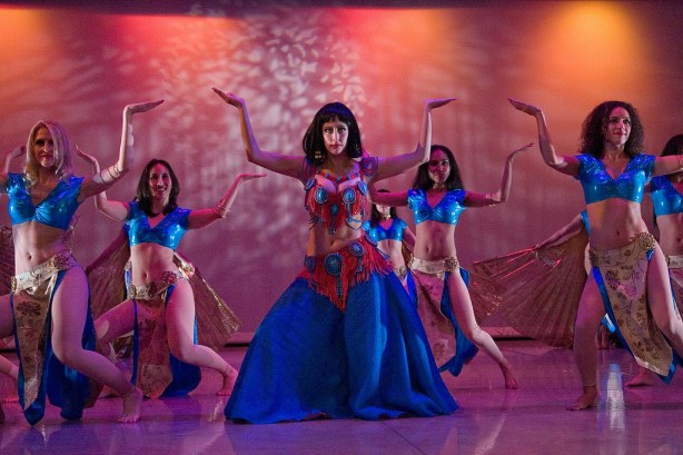 Finding the Roots of Belly Dance