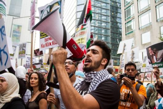How Arab American Artists are Addressing Gaza Tragedy
