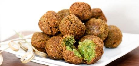 Falafel - Ground Chickpea Meatball