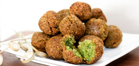 Falafel - Ground Chickpea Meatball