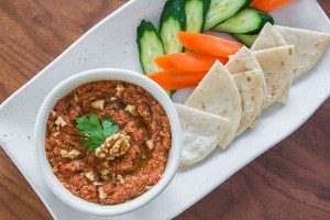 Muhammara - Red Pepper Appetizer