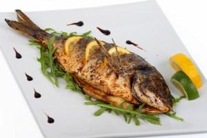 Samak Maqli - Fried Fish